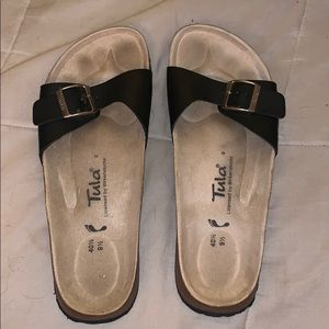 Tula By Birkenstock Women's Sandals Size 9.5